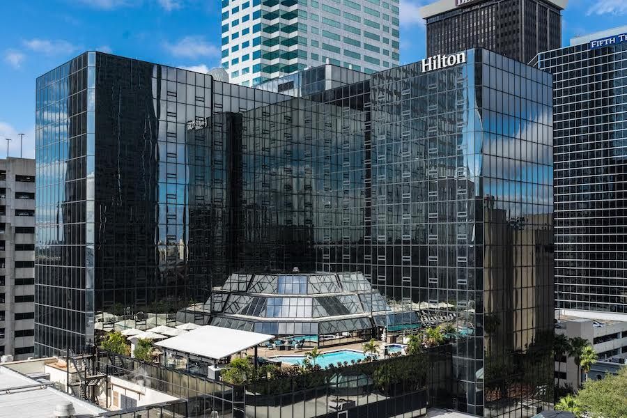 Hilton Downtown Tampa   Downtown Tampa Wedding Venue