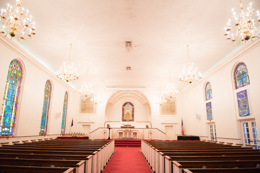 Tampa Wedding Ceremony Venue Hyde Park Presbyterian Church | | Tampa Wedding Photographer Kera Photography