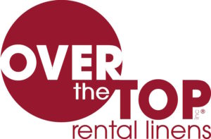 Over The Top Rental Linens Best Tampa Bay Wedding Linen