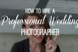 Advice on Hiring a Tampa Bay Wedding Photographer | Foto Bohemia