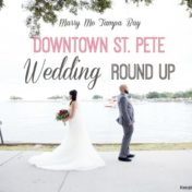 Downtown St. Pete Real Wedding Inspiration