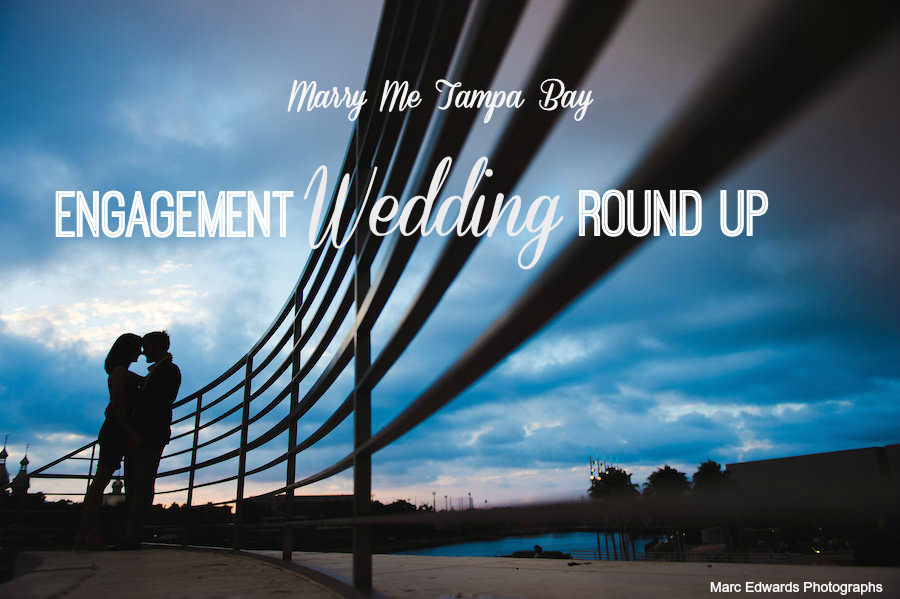 Tampa Bay Engagement Photo Sessions