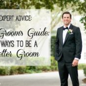 Wedding Planning Advice: Way to be a Better Groom from The Groom