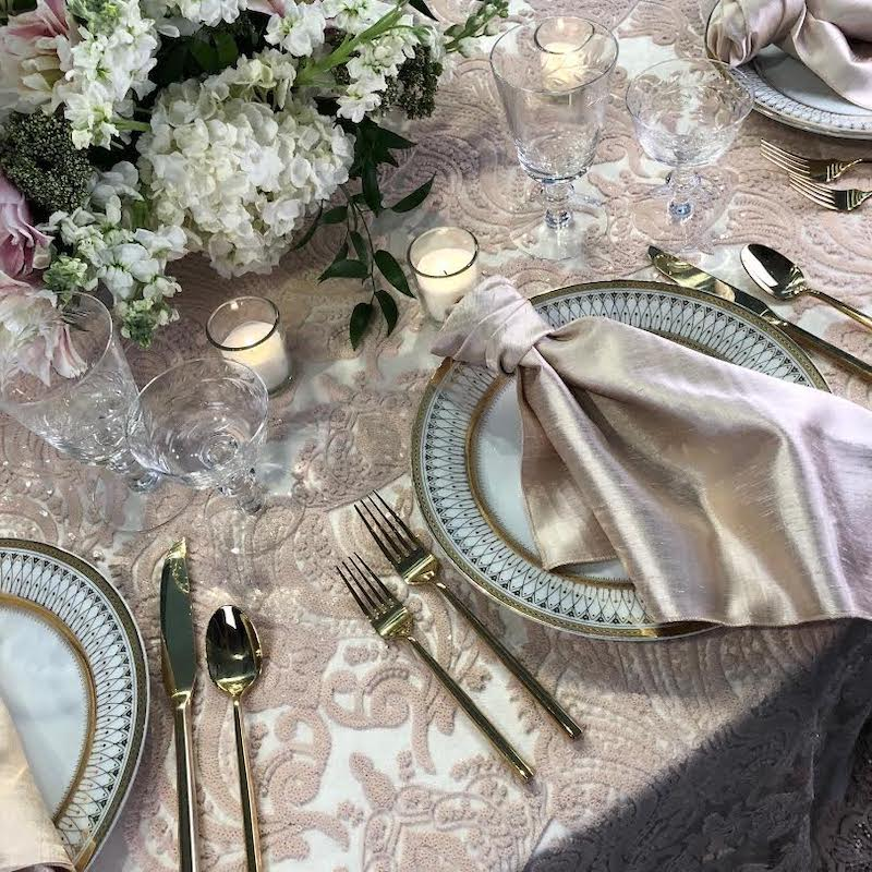 Tampa Wedding Linen Rental Company from Over the Top Rental Linens | Tampa Bay Wedding Linen Rental