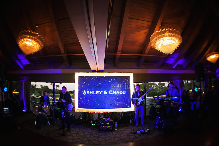 Phase 5 Band at Countryside Country Club Wedding Venue in Clearwater Florida | Limelight Photography