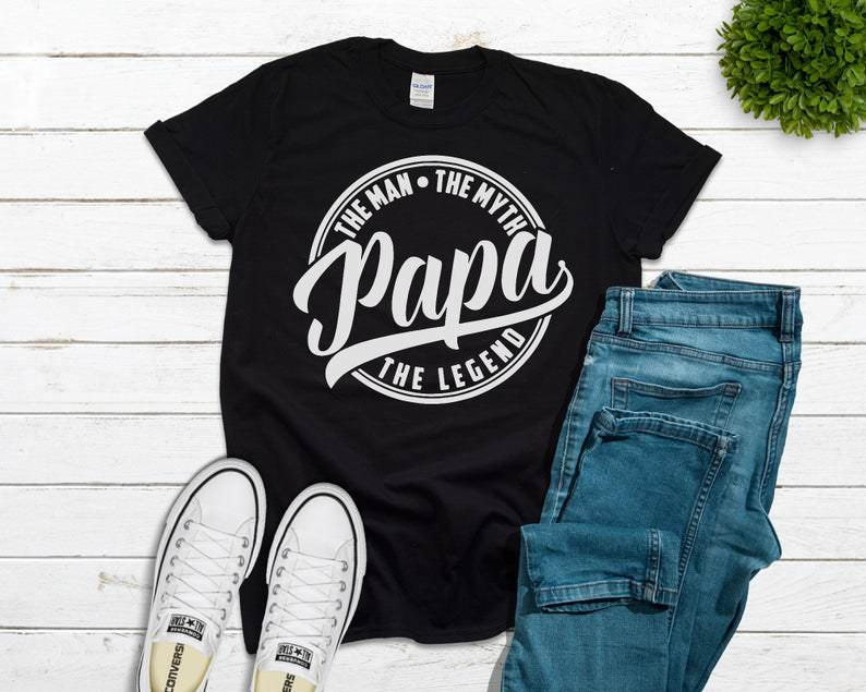 Father's Day Wedding Gift Funny Pap T-Shirt Etsy