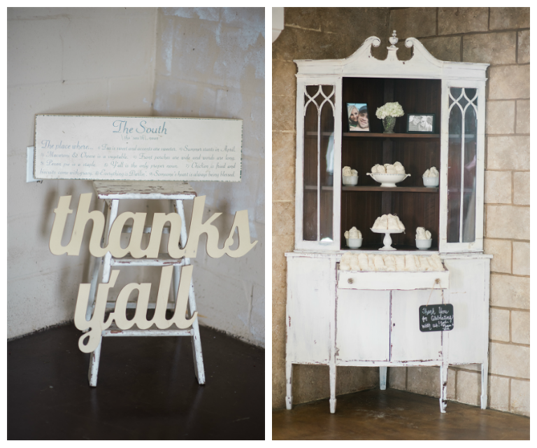 Southern Inspired Vintage Dade City Wedding