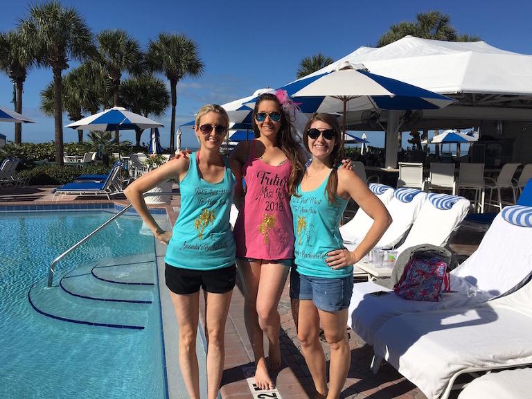 Tampa Bay Bachelorette and Girls Weekend Getaways | Loews Don Cesar St. Pete Beach