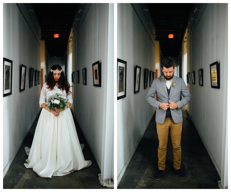 Vintage Wedding Dresses Richmond Va: Earthy Bohemian Wedding