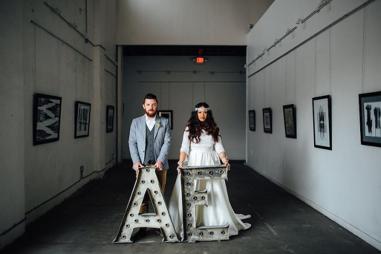 Vintage Wedding Dresses Tampa: Earthy Bohemian Wedding