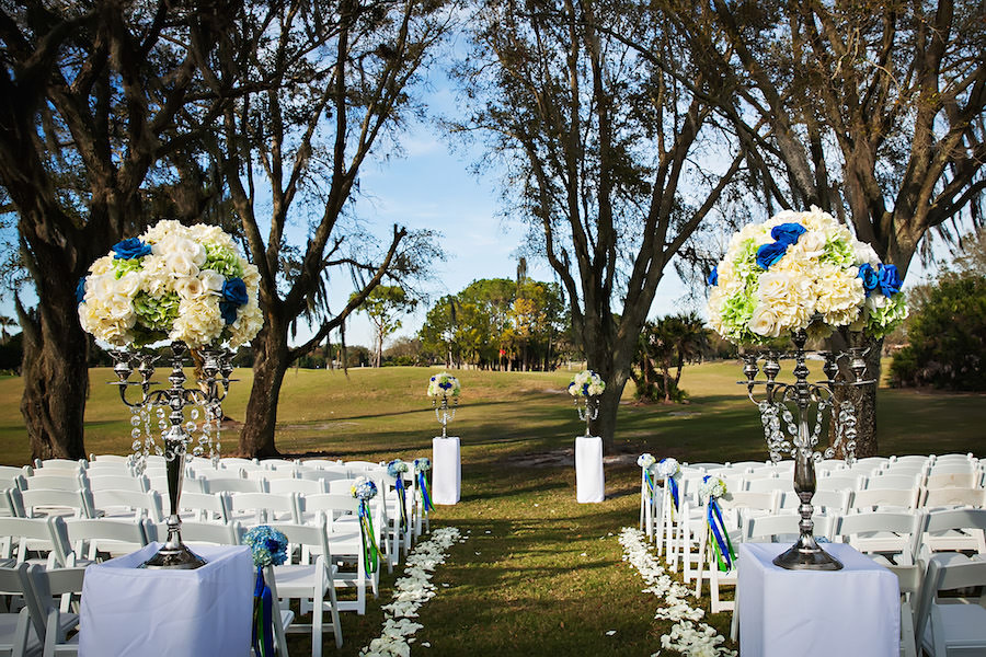 Clearwater Golf Course Wedding | Countryside Country Club