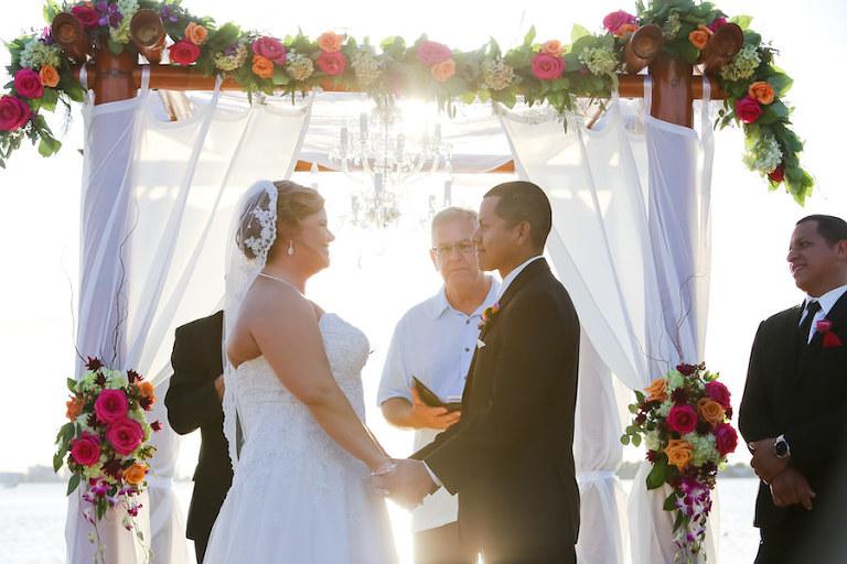 Cherished Ceremonies Weddings Tampa Wedding: Best Of Tampa Bay Wedding Ceremony Decor, Details