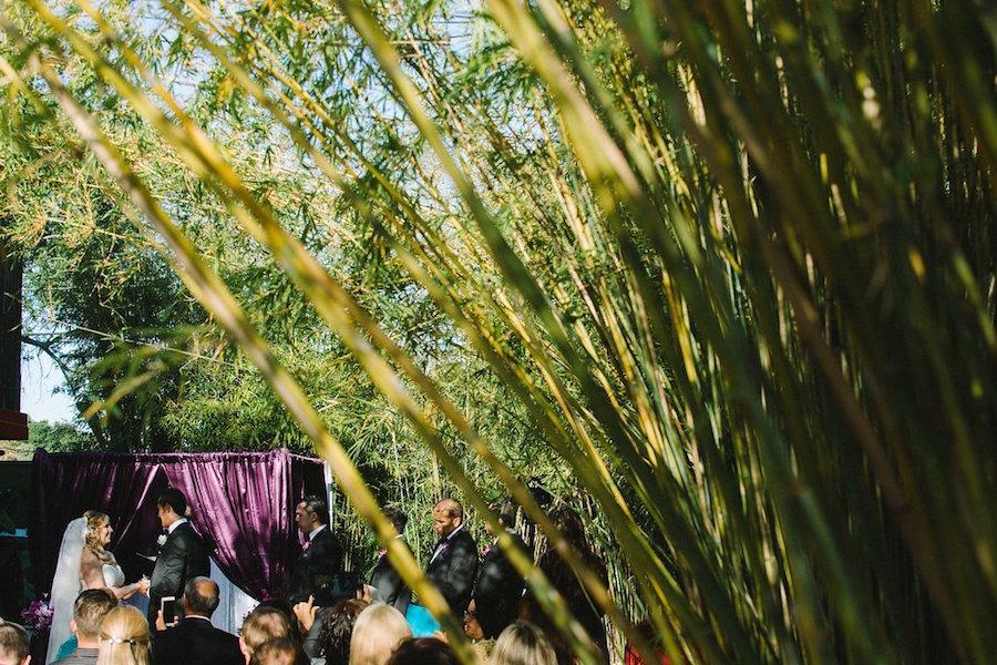 Outdoor, Downtown St. Pete Wedding Ceremony Venue NOVA 535 | St. Petersburg Wedding Planner Exquisite Events