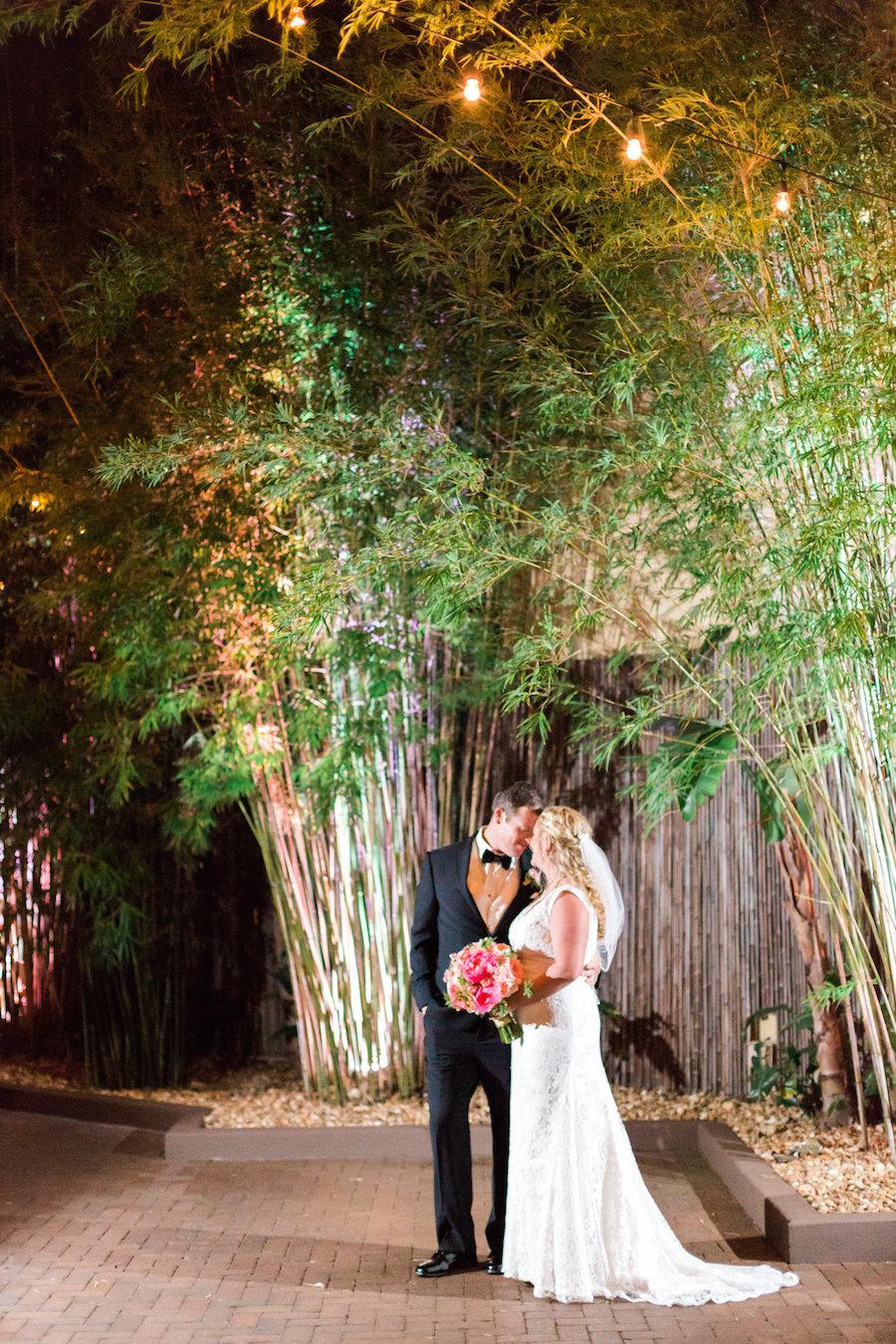 Outdoor, St Petersburg Bride and Groom Wedding Portrait   St. Pete Wedding and Event Venue NOVA 535