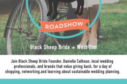 Sustainable Tampa Wedding Showcase at West Elm Tampa July 24, 2016