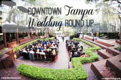 Downtown Tampa Real Wedding Inspiration