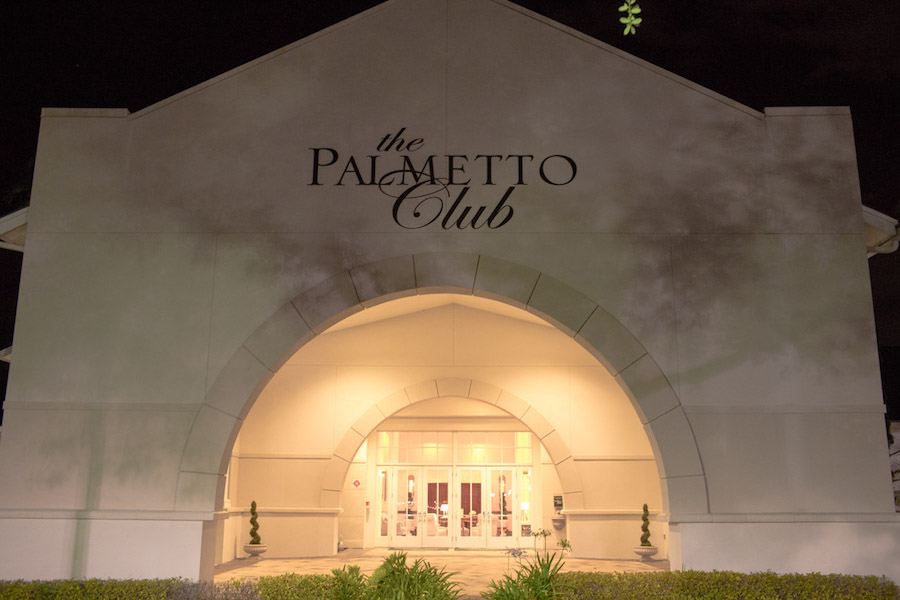 Tampa Bay Wedding Ballroom Venue The Palmetto Club
