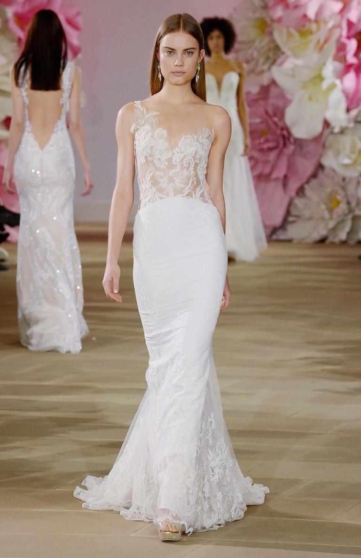 Ines di Santo Bridal Spring 2017 New York April 2016 Lace Wedding Dress from Blush Bridal Sarasota