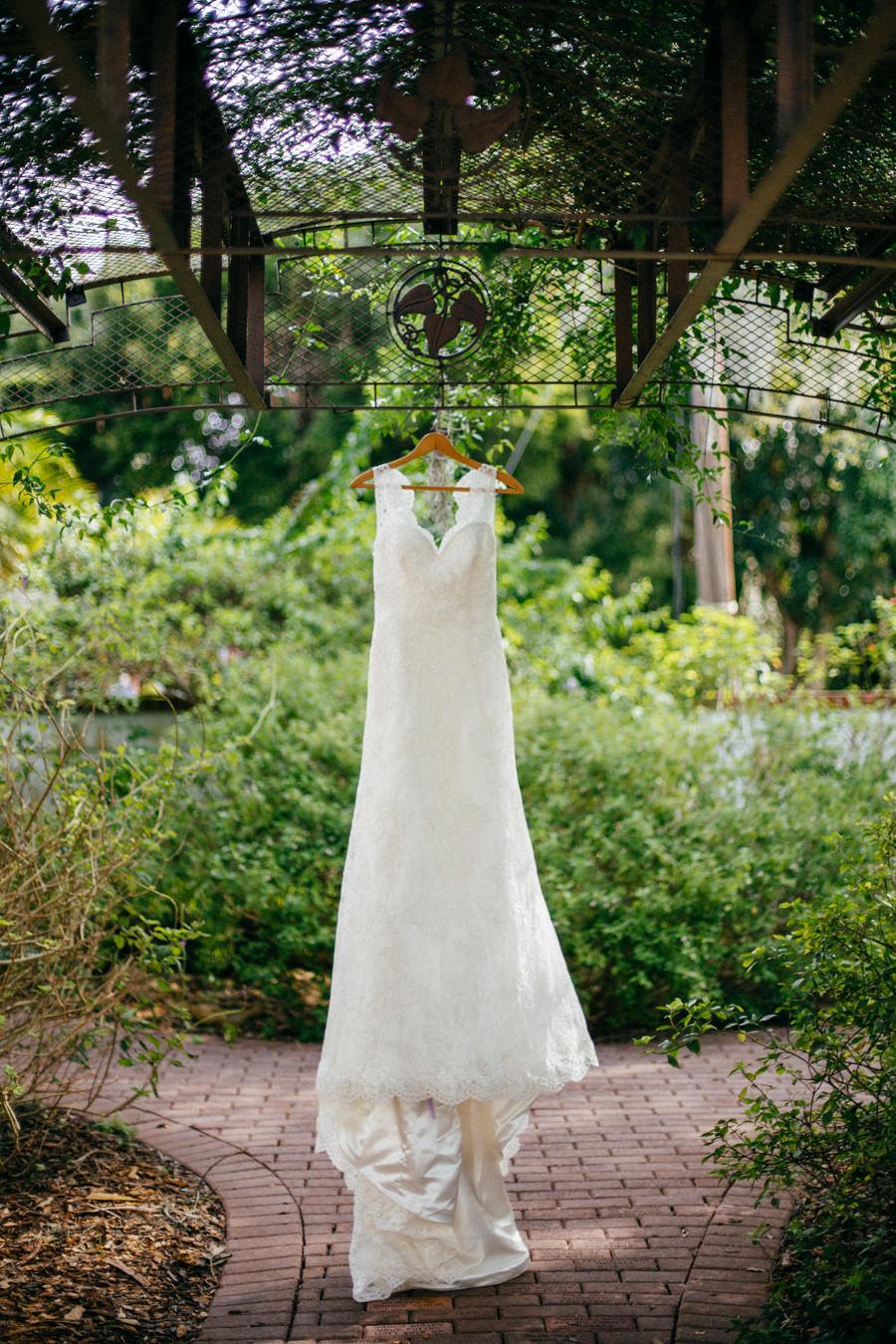 Ivory, Lace, Augusta Jones Wedding Dress