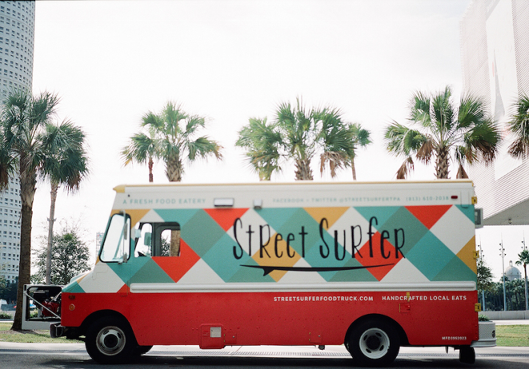 Tampa Bay Wedding and Events Caterer |Tastes of Tampa Bay and Street Surfer Food Truck