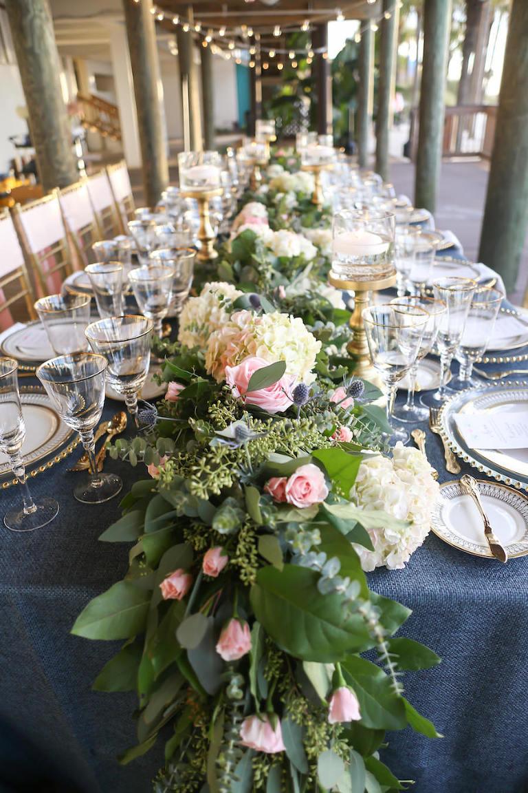 Elegant Bohemian Beach Wedding Inspiration Hilton