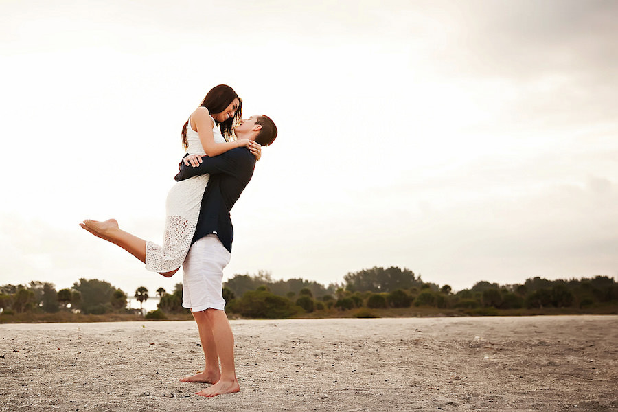Outdoor, Clearwater Beach Engagement Session   Clearwater Engagement Photographer Limelight Photography