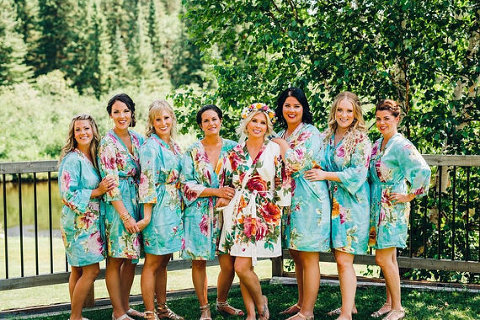 905649fa7228 Must Have Wedding Day Getting Ready Outfits for Your Bridesmaids
