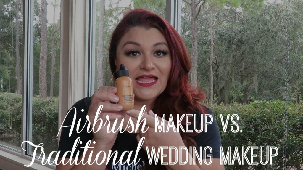 Airbrush Wedding Makeup Advice | Tampa Bay Wedding Makeup Artist Michele Renee The Studio