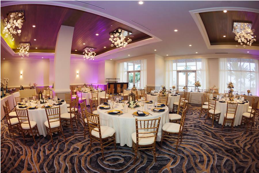 Clearwater Beach Ballroom Wedding Reception Venue Hyatt Regency