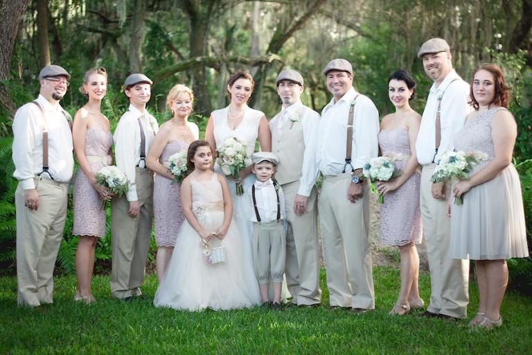 Vintage Wedding Dresses Tampa: Vintage,1930's Inspired Tampa Bay Wedding