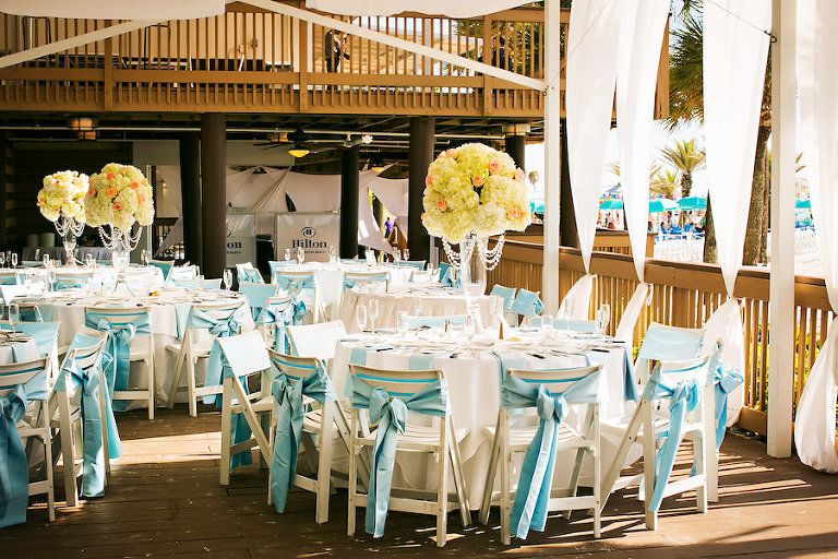 Destination Clearwater Beach Wedding Hilton Clearwater Beach