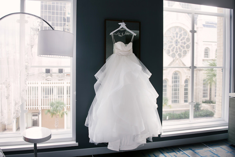 Ivory Sweetheart Ballgown Hayley Paige Wedding Dress with Ruffles