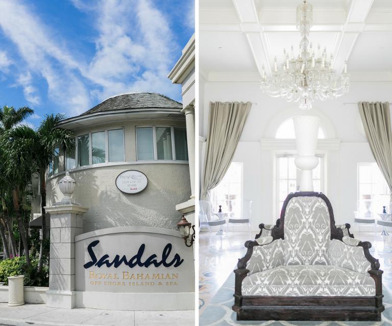 Sandals Royal Bahamian Bahamas Destination Honeymoon and Wedding | Wedding Photographer AlexisJuneWeddings