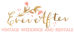 Tampa Bay Wedding Rental and Event Design | Ever After Vintage Weddings and Rentals Logo