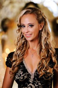 Tampa Bay Wedding Photographer, Rebecca Zoumberos Owner of Limelight Photography Headshot