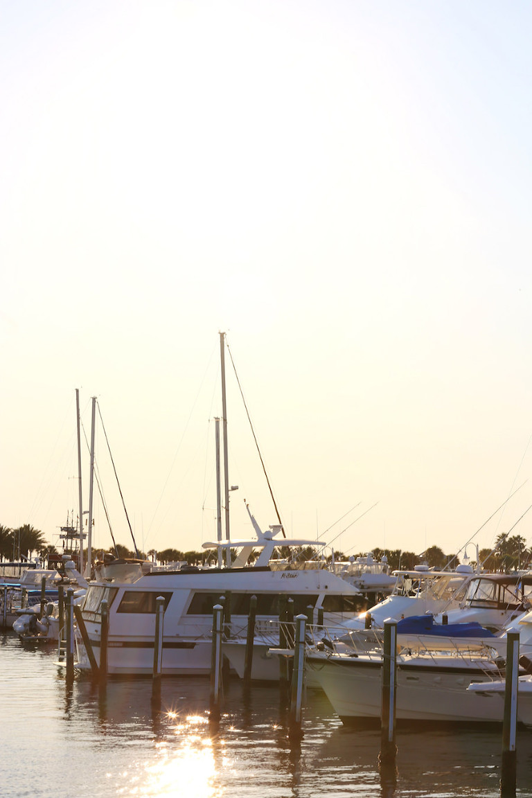 Clearwater Marina | Waterfront Wedding Venue Yacht Starship Sensation