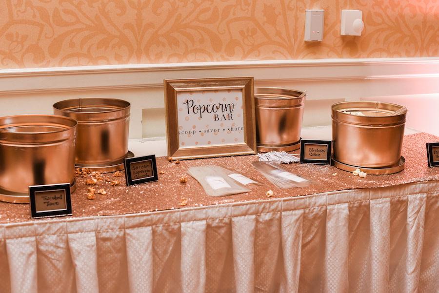 Wedding Guest Edible Favors Popcorn Bar | Gourmet Popcorn by iPop Gourmet Popcorn in Tampa, FL