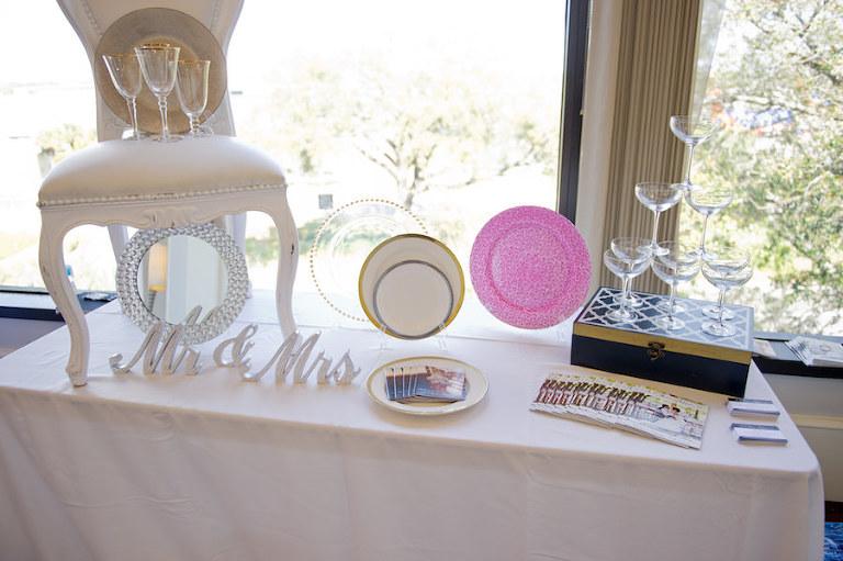 Wedding Week 2016: Education Planning Workshop Rentals by A Chair Affair