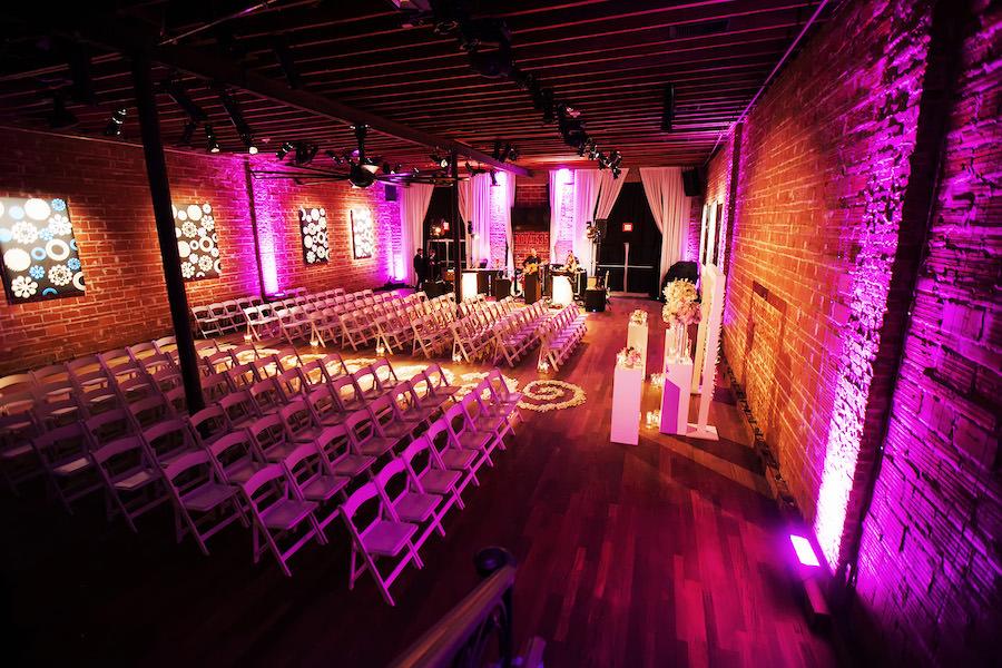 4 Tampa Bay Wedding Venues With Brick Walls