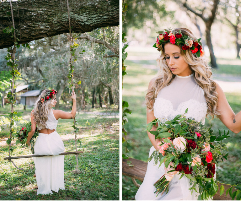 Bohemian Chic Wedding Styled Shoot