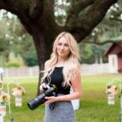 Kera Holzinger Portrait | St. Petersburg Wedding Photographer Kera Photography