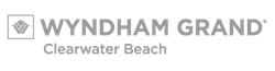 Clearwater Beach Wedding Hotel Venue | Wyndham Grand Clearwater Beach Logo