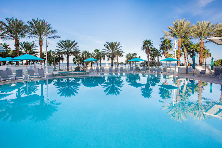Clearwater Beach Wedding Venue | Wyndham Grand Clearwater Beach