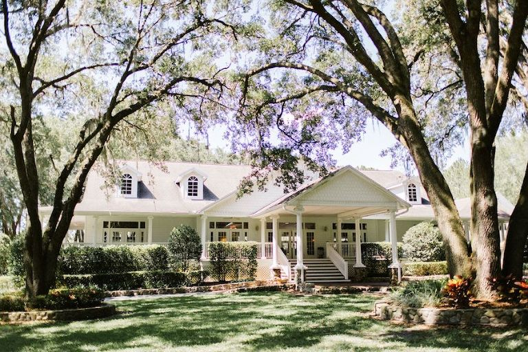 Rustic Tampa Bay Barn Wedding Venue | The Lange Farm Brooksville Wedding Venue