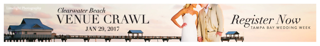 Tampa Bay Bridal Show | Tampa Bay Wedding Week Clearwater Beach Venue Crawl