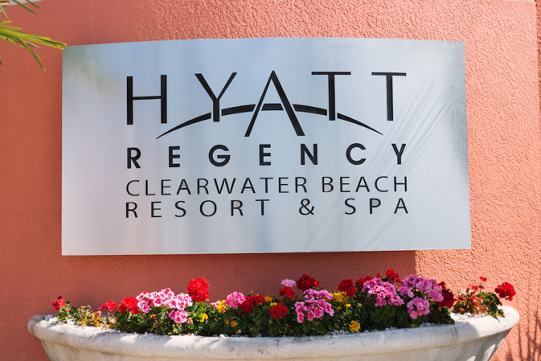 Clearwater Beach Hotel Wedding Venue | Hyatt Regency Clearwater