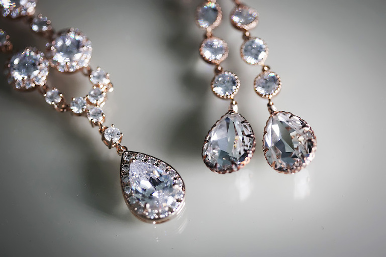 Bridal Wedding Diamond Jewelry