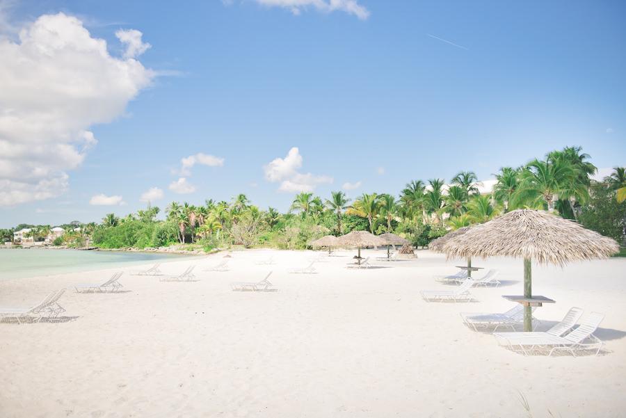 Bahamas Destination Beach Caribbean Wedding Aisle Society Weddings Abaco Resort