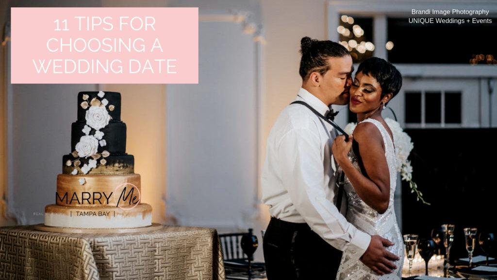 11 Tips for Choosing a Wedding Date | Wedding Planning Advice