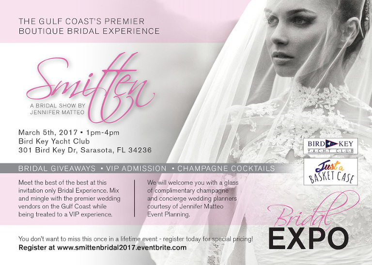 Sarasota Bridal Show On March 5 2017 At Bird Key Yacht Club